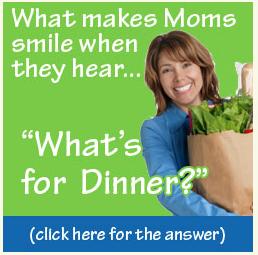 Moms smile