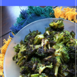 Blackened Broccoli