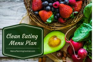 Coming Soon: Clean Eating Menu Plan!