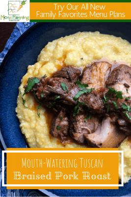 Mouth-Watering Tuscan Pork