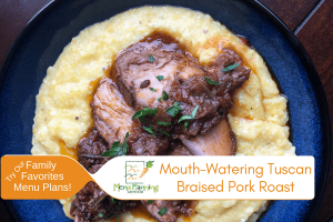 Mouth-Watering Tuscan Braised Pork Roast