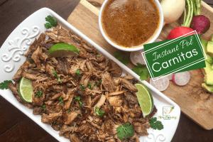 Easy Instant Pot Carnitas