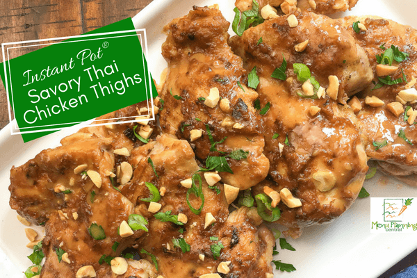 Affordable Thai Chicken Thighs