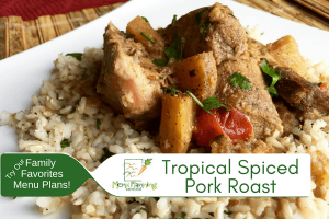 Slow Cooker Tropical Pork