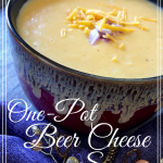 One-Pot Beer Cheese Soup