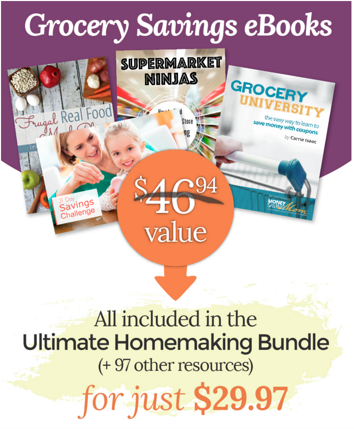 grocery university bundle