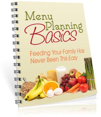 Menu Planning Basics