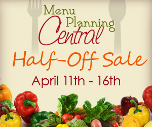 Menu Planning Central Half-Off Sale